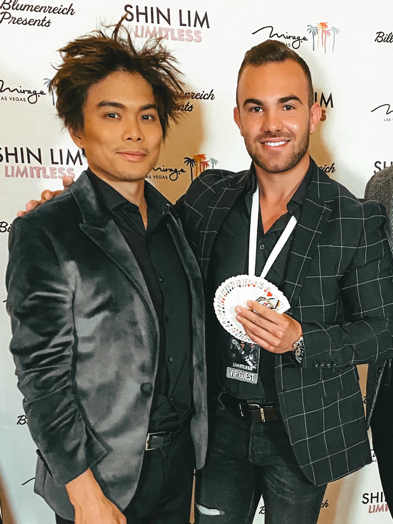Shin Lim (2020)